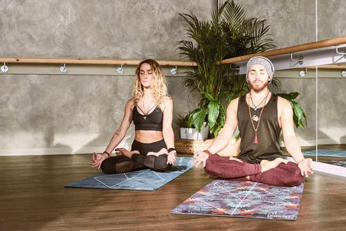 Yoga Sessions for Couple